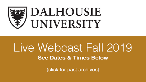 Dalhousie 2018 Convocation Webcast